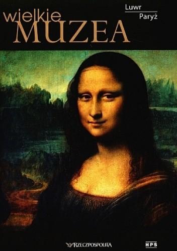 Okładka książki Luwr. Paryż