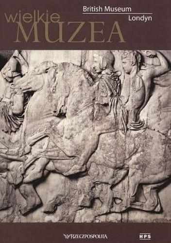 Okładka książki British Museum. Londyn