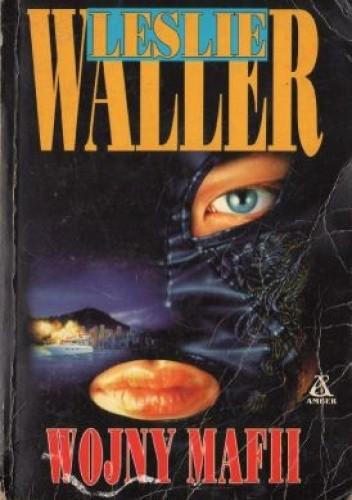 Okładka książki Wojny mafii