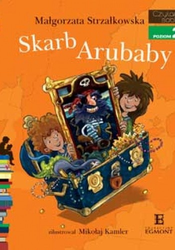 Okładka książki Skarb Arubaby