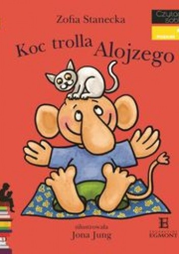 Okładka książki Koc trolla Alojzego