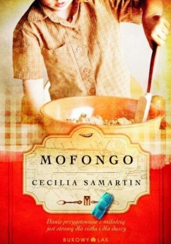 Okładka książki Mofongo