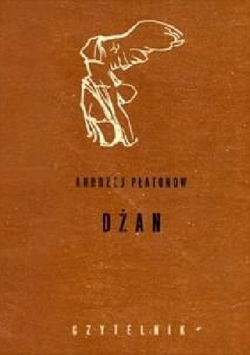 Okładka książki Dżan