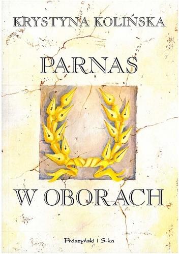Okładka książki Parnas w Oborach
