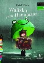 Okładka książki Walizka pana Hanumana