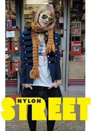 Okładka książki Street: The Nylon Book of Global Style