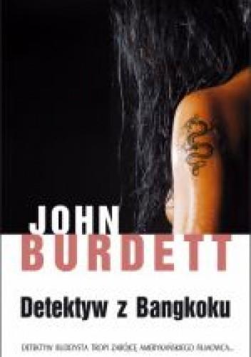 Okładka książki Detektyw z Bangkoku