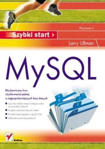 Okładka książki MySQL. Szybki start. Wydanie II