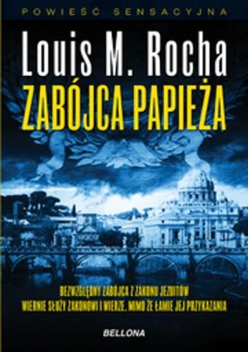 Okładka książki Zabójca papieża