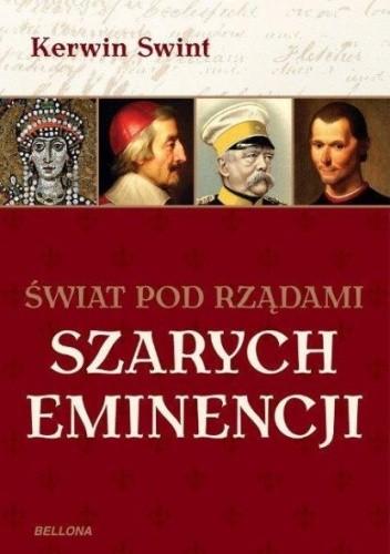 Okładka książki Świat pod rządami szarych eminencji