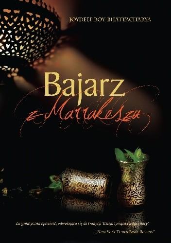 Okładka książki Bajarz z Marrakeszu