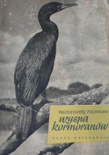 Okładka książki Wyspa kormoranów