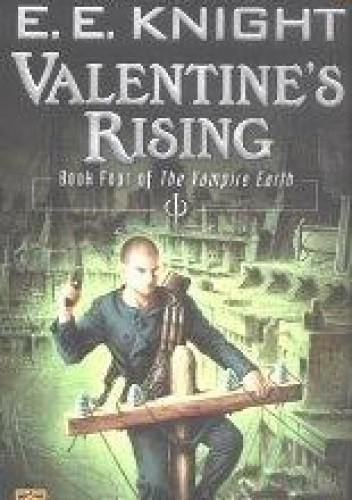 Okładka książki Valentine's Rising