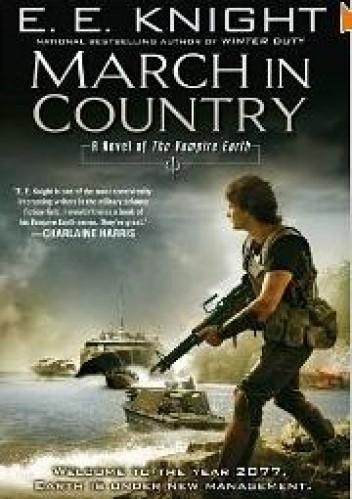 Okładka książki March in Country