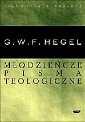 Okładka książki Pisma wczesne z filozofii religii