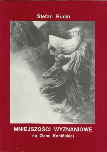 Okładka książki Mniejszości wyznaniowe na Ziemi Konińskiej