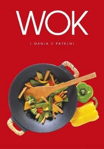 Okładka książki Wok i dania z patelni