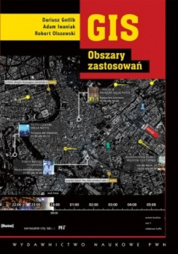 Okładka książki GIS. Obszary zastosowań