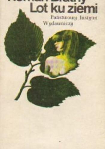Okładka książki Lot ku ziemi