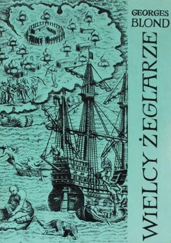 Okładka książki Wielcy żeglarze