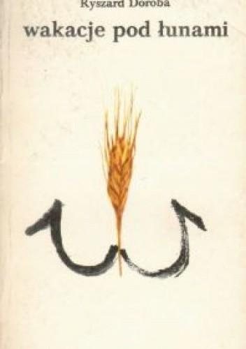 Okładka książki Wakacje pod łunami