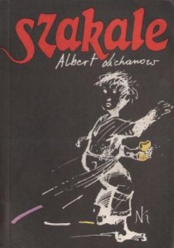 Okładka książki Szakale