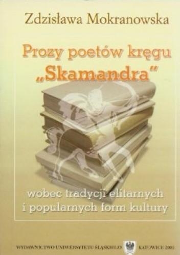 Okładka książki Prozy poetów kręgu