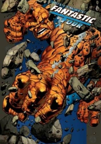 Okładka książki Ultimate Fantastic Four #19