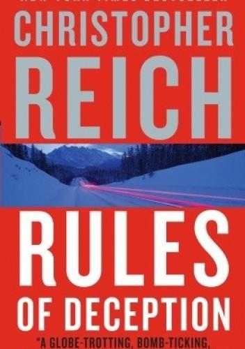 Okładka książki Rules of Deception