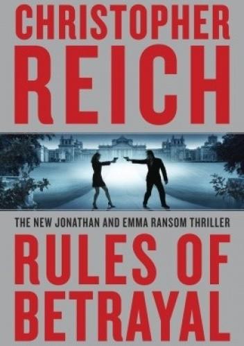 Okładka książki Rules of Betrayal