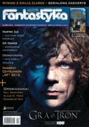Okładka książki Nowa Fantastyka 367 (04/2013)