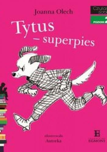 Okładka książki Tytus - superpies