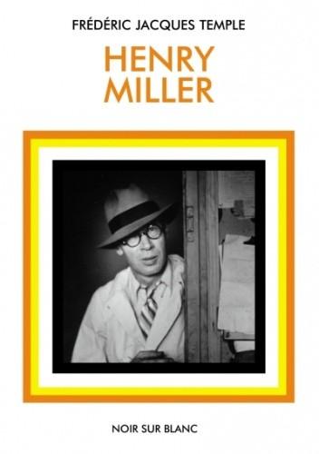 Okładka książki Henry Miller