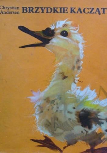 Okładka książki Brzydkie kaczątko