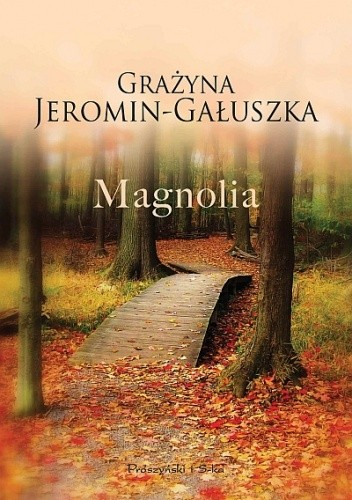 Okładka książki Magnolia