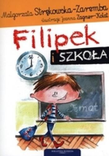 Okładka książki Filipek i szkoła