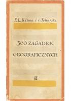 500 zagadek geograficznych