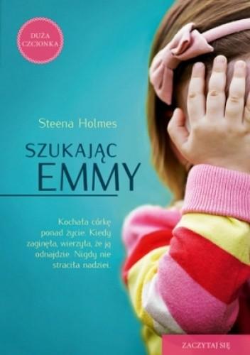 Okładka książki Szukając Emmy