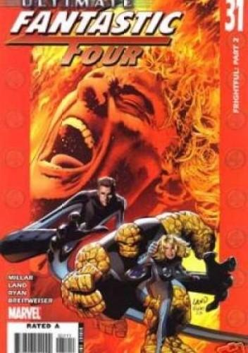 Okładka książki Ultimate Fantastic Four #31