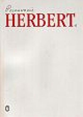 Okładka książki Poznawanie Herberta