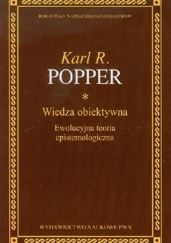 Okładka książki Wiedza obiektywna. Ewolucyjna teoria epistemologiczna