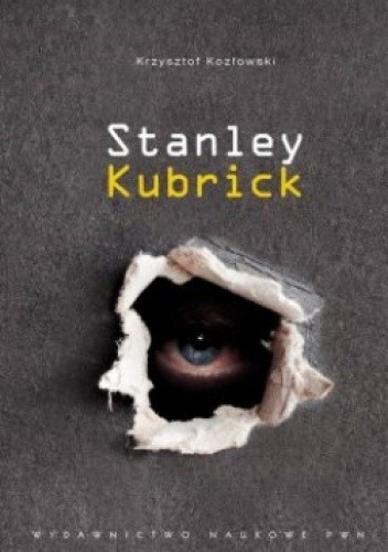 Okładka książki Stanley Kubrick