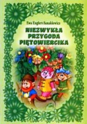 Okładka książki Niezwykła przygoda Piętowiercika