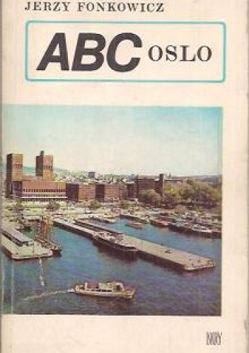 Okładka książki ABC Oslo