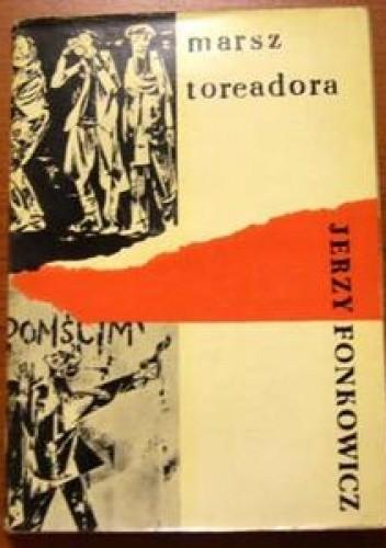 Okładka książki Marsz toreadora