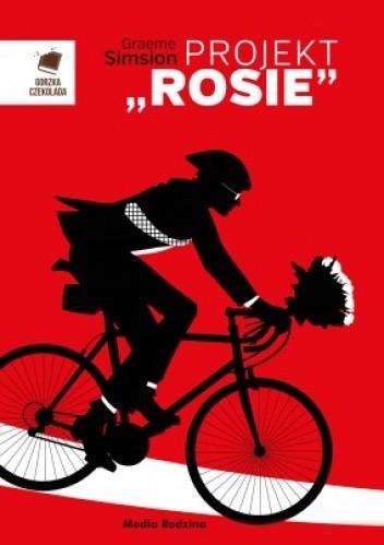 """Okładka książki Projekt """"Rosie"""""""