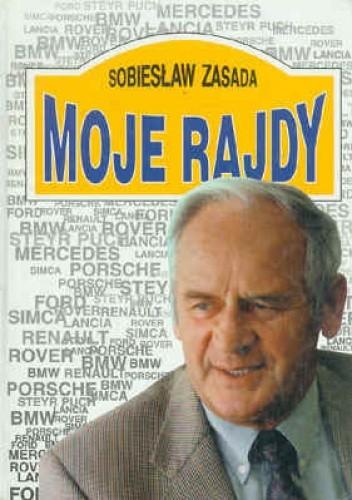 Okładka książki Moje Rajdy