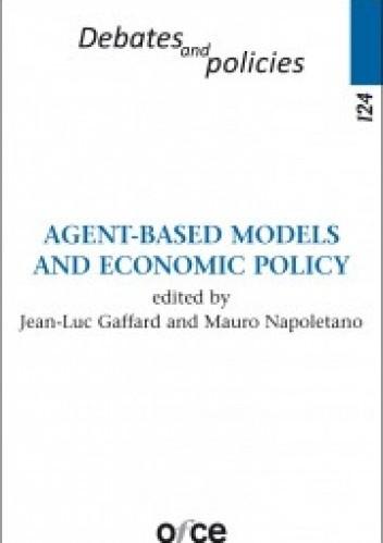Okładka książki Agent-Based Models and Economic Policy