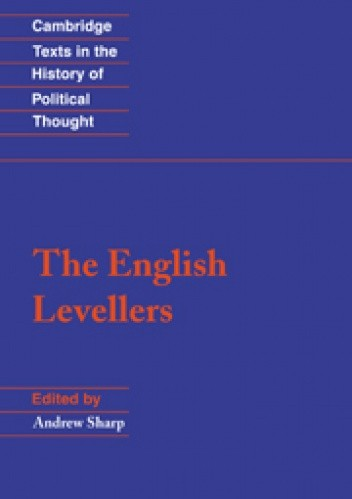 Okładka książki The English Levellers