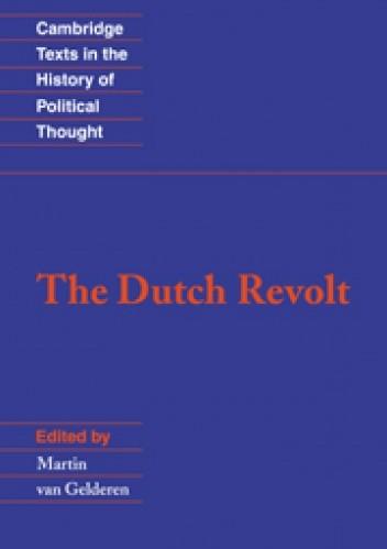 Okładka książki The Dutch Revolt